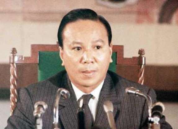 Tổng thống Nguyễn Văn Thiệu