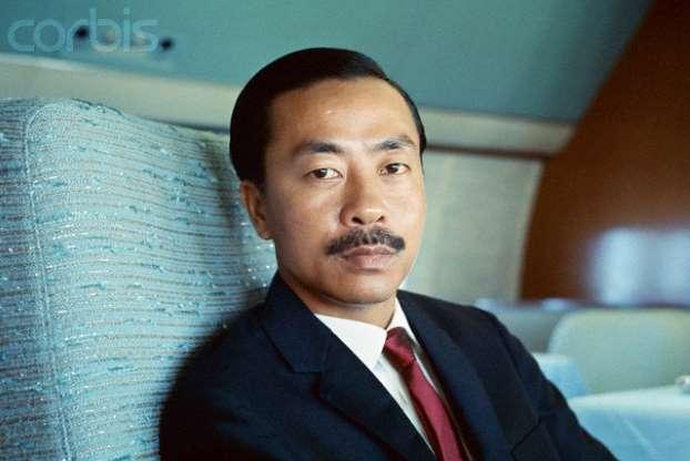 Thủ tướng - Phó Tổng thống Nguyễn Cao Kỳ