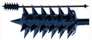 Lang Nha Côn - Gậy răng sói