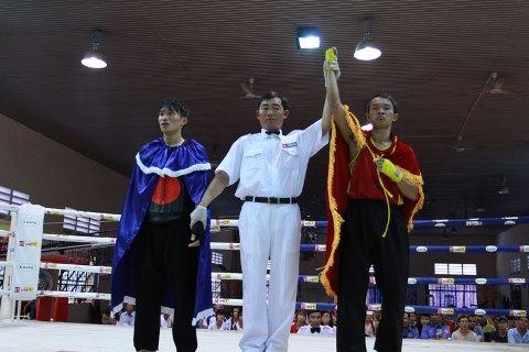 Võ sĩ Nguyễn Kim Nguyên